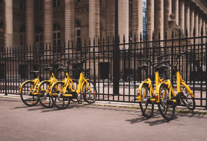 Cresce il bike sharing, raggiunte 35mila bici