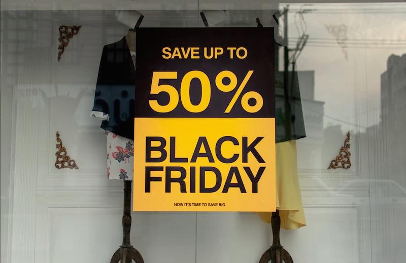 Black Friday 2020, gli italiani pianificano di fare acquisti