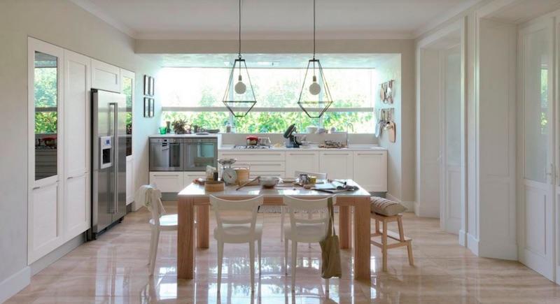 Tavolo della cucina, come sceglierlo? Tutte le dritte